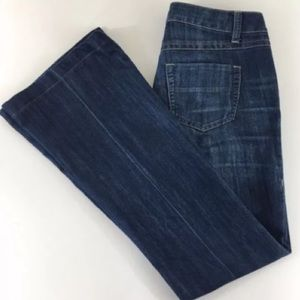 EUC CAbi premium denim style #881R jeans 4 26 27